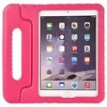 iPad Pro 9.7 Kids Carrying Schale - Hot Pink