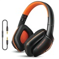 Kotion Each B3506 Bluetooth Gaming Headset - Schwarz/Orange