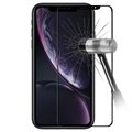 Ksix Extreme Full Cover iPhone XR Panzerglas - 9H - Schwarz