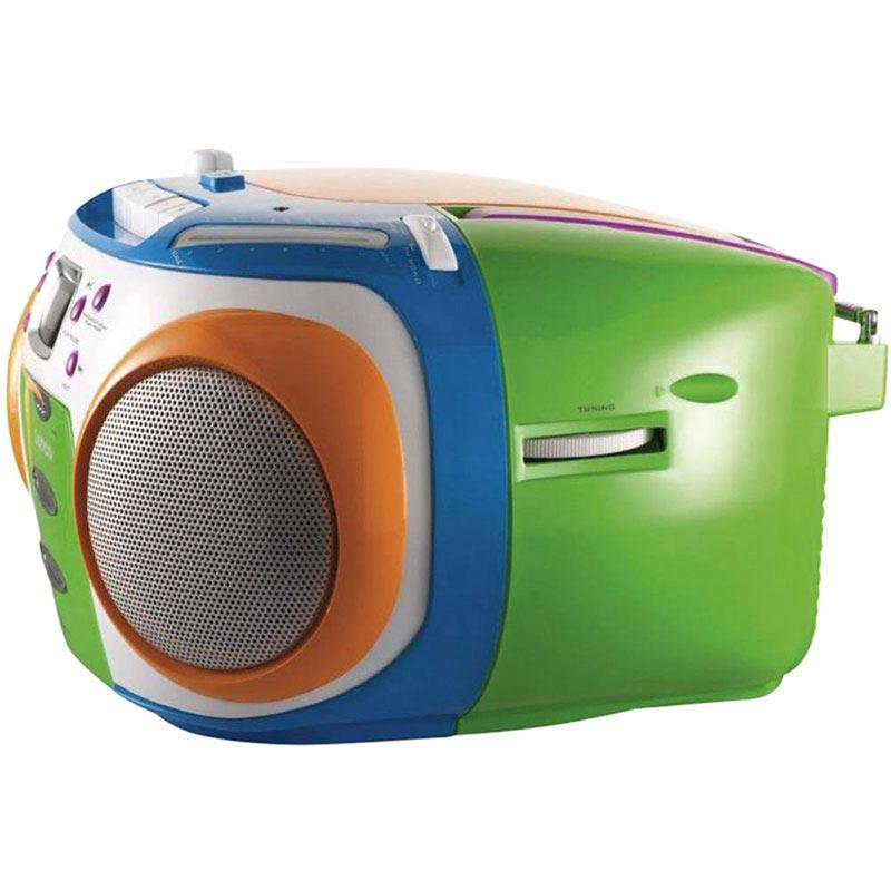 lenco scr 970 kinder tragbarer musik player cd mp3 wma bunt. Black Bedroom Furniture Sets. Home Design Ideas