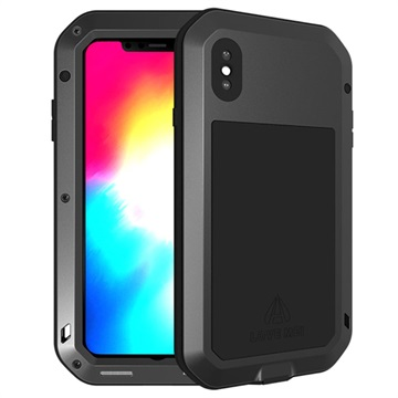 Love Mei Powerful iPhone XS Max Hybrid Case