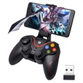 Mikiman M1 Dual-Modus Kabelloses Bluetooth Gamepad - iOS, Android