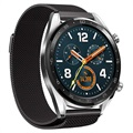 Huawei Watch GT Magnetisches Milanaise Armband - Rostfreier Stahl