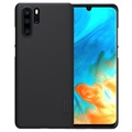 Nillkin Super Frosted Shield Huawei P30 Pro Cover - Schwarz