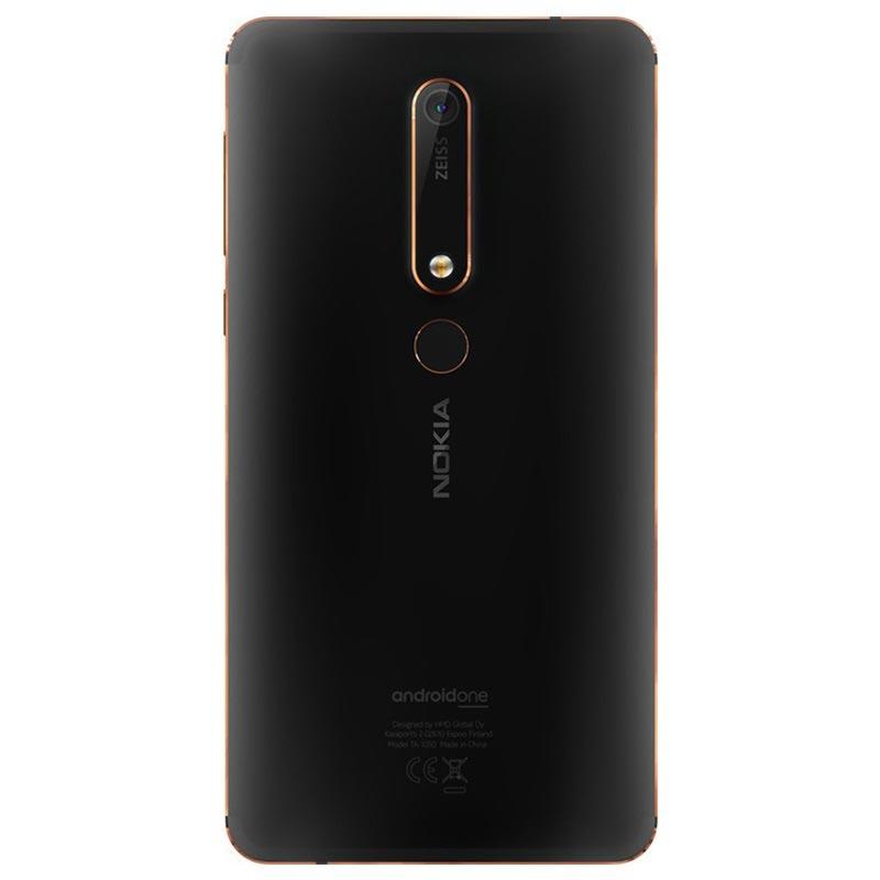 Nokia 6 1 32gb Schwarz Kupfer
