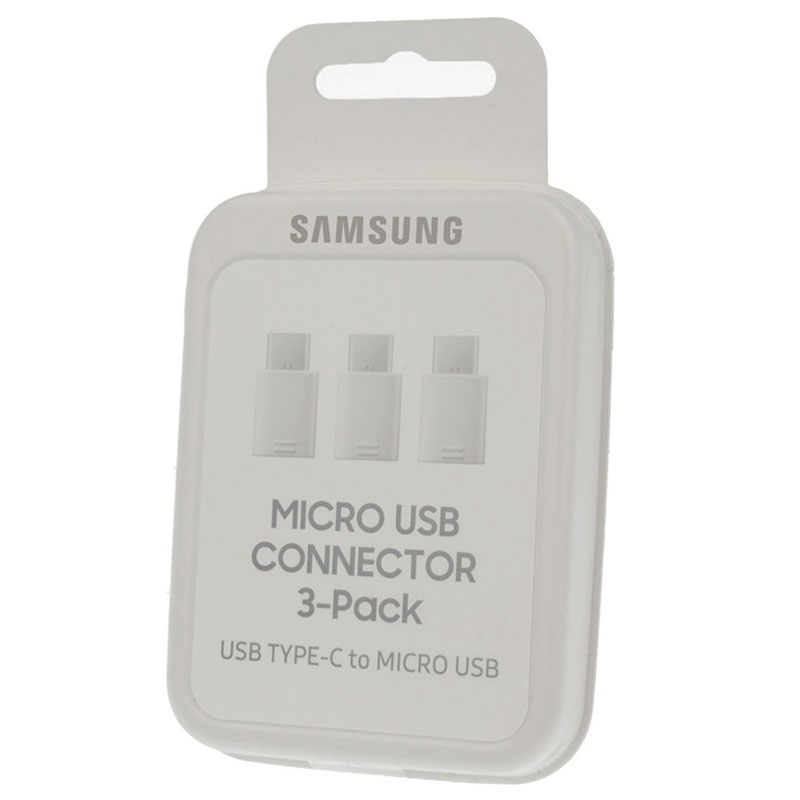 Samsung EE-GN930KW MicroUSB / USB Type-C Adapter - Weiß