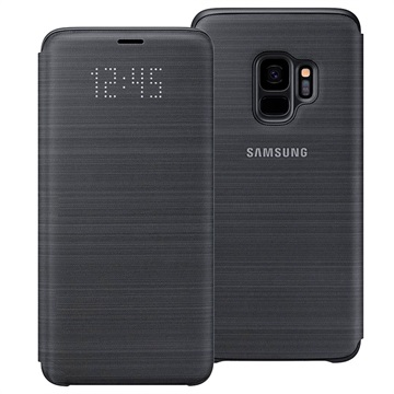 Samsung Galaxy S9 LED View Cover EF-NG960PBEGWW