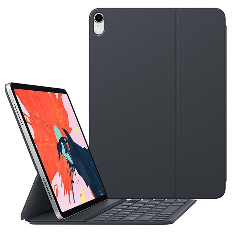 iPad Pro 12.9 (2018) Apple Smart Keyboard Folio MU8H2Z/A - Deutsch - Schwarz