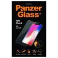 iPhone X / iPhone XS PanzerGlass Case Friendly Schutzglas - Schwarz