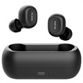 QCY T1C In-Ear True Wireless Stereo Kopfhörer - Bluetooth 5.0 - Schwarz