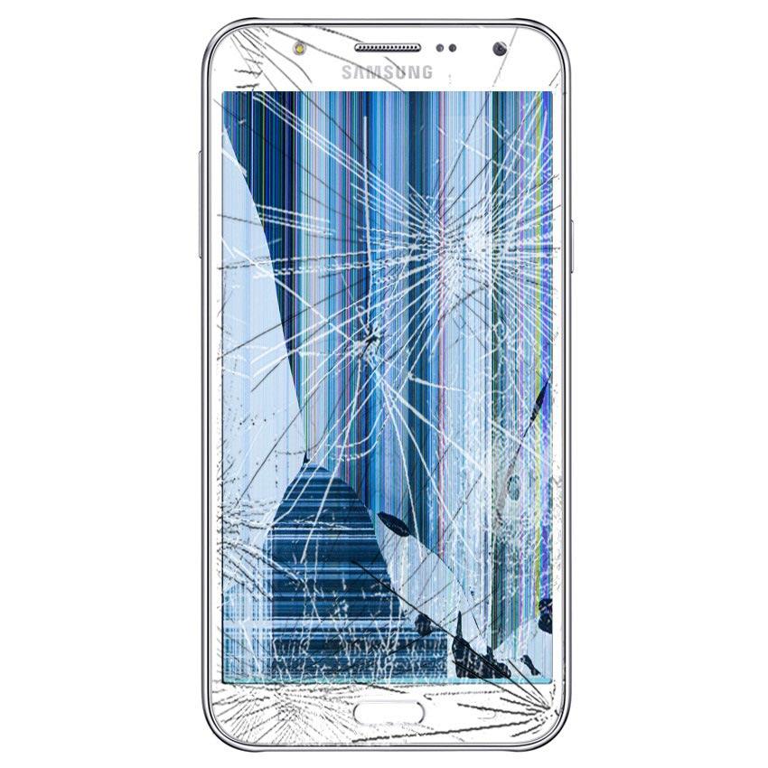 Broken Glass Display
