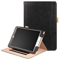 Retro Smart Folio Case - iPad 9.7, iPad Air 2, iPad Air - Schwarz