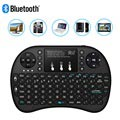 Rii I8+ Mini Bluetooth Wireless Tastatur - Schwarz