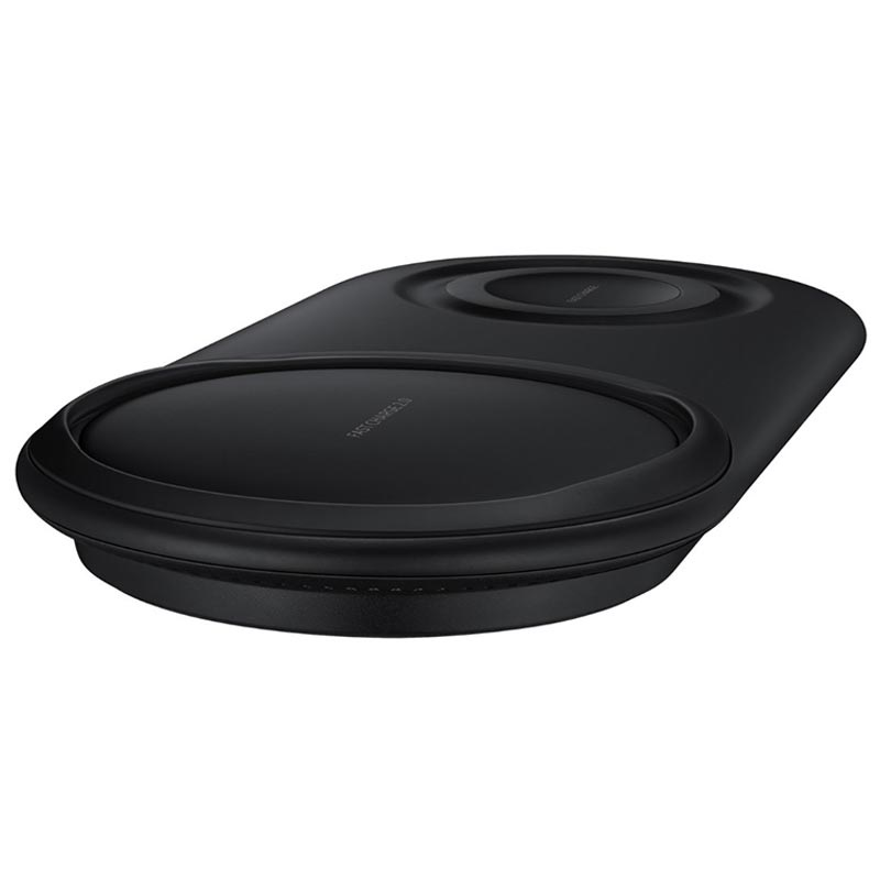 Samsung EP-P5200TBEGWW Wireless Charger Duo Pad - Schwarz