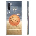 Samsung Galaxy Note10 TPU Hülle - Basketball