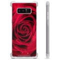 Samsung Galaxy Note8 Hybrid Hülle - Rose