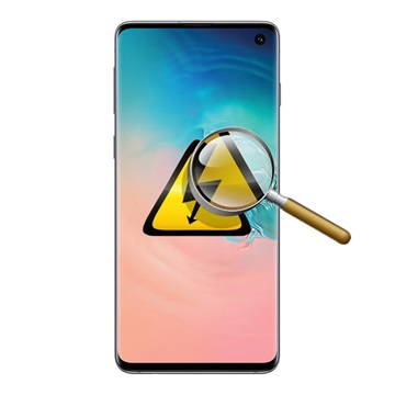 Samsung Galaxy S10 Diagnose