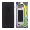 Samsung Galaxy S10 Oberschale & LCD Display GH82-18850A