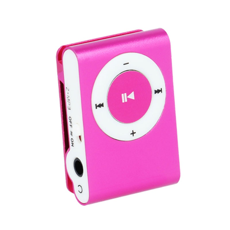 Setty Mini Mp3 Player Mit Kopfhorer