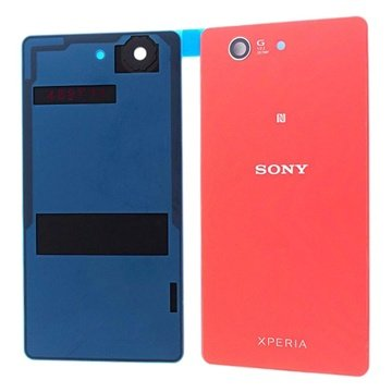 sony xperia z3 compact akkufachdeckel orange. Black Bedroom Furniture Sets. Home Design Ideas