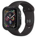 Spigen Rugged Armor Apple Watch Series SE/6/5/4 TPU Hülle - 40mm - Schwarz