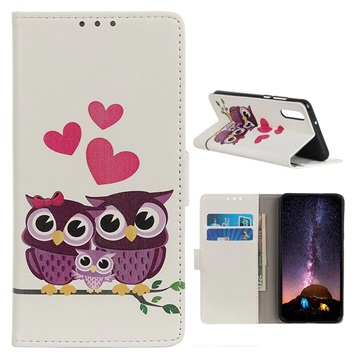 Style Series Samsung Galaxy A50 Wallet Hülle