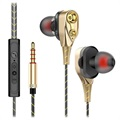 Stylish Four-Driver Stereo In-Ear Kopfhörer
