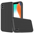 Suitcase Serie iPhone X / iPhone XS Hybrid Case