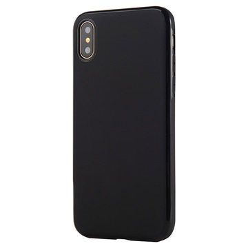 iPhone X / iPhone XS Sulada Slim Magnetisches TPU Hülle