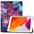 Tri-Fold Serie iPad 10.2 Smart Folio Hülle - Galaxie