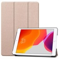 Tri-Fold Serie iPad 10.2 2019/2020 Smart Folio Hülle - Gold