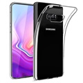 Usams Primary Color Samsung Galaxy S10e TPU Hülle - Durchsichtig