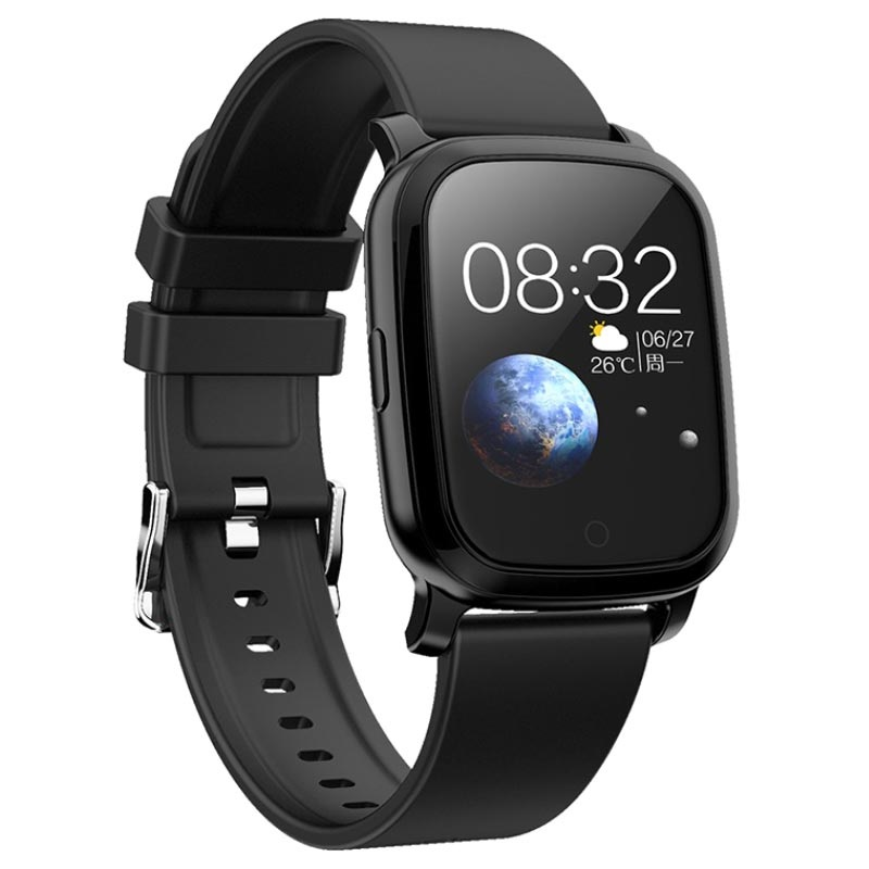 Wasserdichte Bluetooth Sport Smartwatch Cv06 Silikon