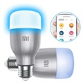 Xiaomi Yeelight Smart WiFi LED-Glühbirne - Weiß