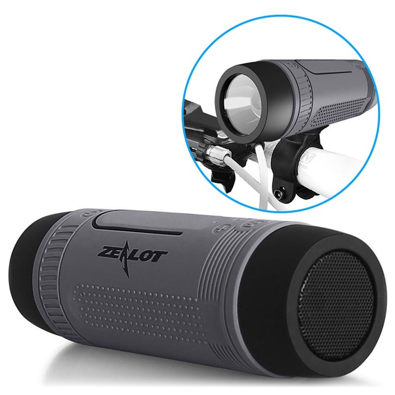 Zealot S1 6-in-1 Multifunktions Bluetooth Lautsprecher