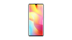 Xiaomi Mi Note 10 Lite display und andere reparaturen