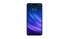 Xiaomi Mi 8 Lite Display und andere Reparaturen