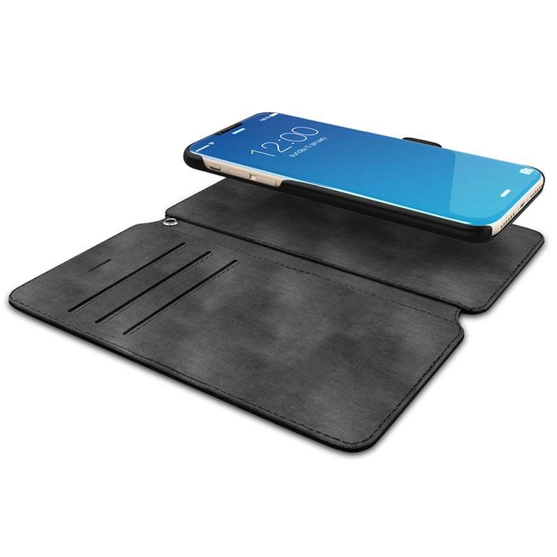 iphone x ideal of sweden sthlm schutzh lle mit geldb rse. Black Bedroom Furniture Sets. Home Design Ideas