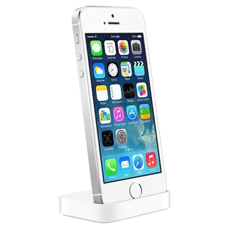 iPhone 5 / 5S / SE Dockingstation MF030ZM/A - Weiß