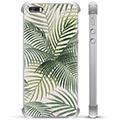 iPhone 5/5S/SE Hybrid Hülle - Tropic