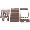 iPhone 5 Q-Skins Zebrano Skin