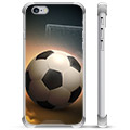 iPhone 6 / 6S Hybrid Hülle - Fußball