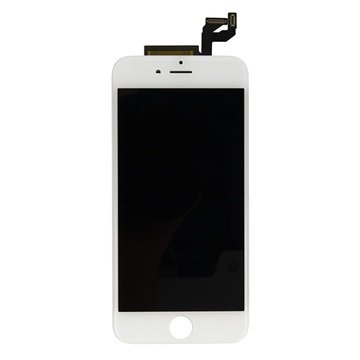 iPhone 6S LCD Display - Weiß - Original-Qualität