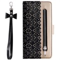 Lace Pattern Samsung Galaxy S20 Wallet Hülle mit Stand-Funktion
