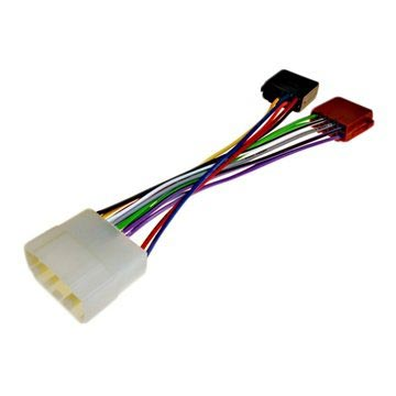 ISO Adapter Kabel - Honda Accord, 98- / 03-