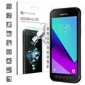 Samsung Galaxy Xcover 4s, Galaxy Xcover 4 4smarts Second Glass Displayschutz