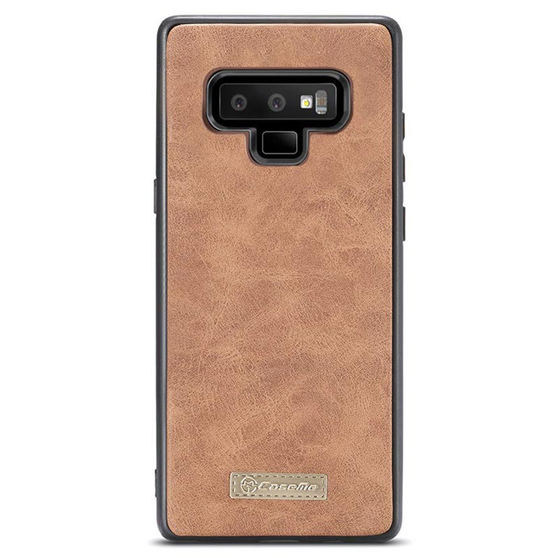 Caseme 2-in-1 Multifunktions Samsung Galaxy Note9 Hülle - Braun