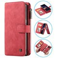 Caseme 2-in-1 Multifunktions Samsung Galaxy Note9 Hülle - Rot