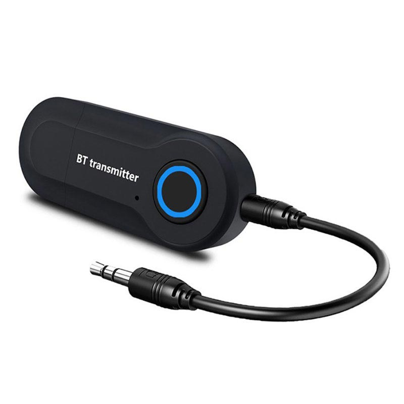 GT-09 Bluetooth Audio Sender - Schwarz