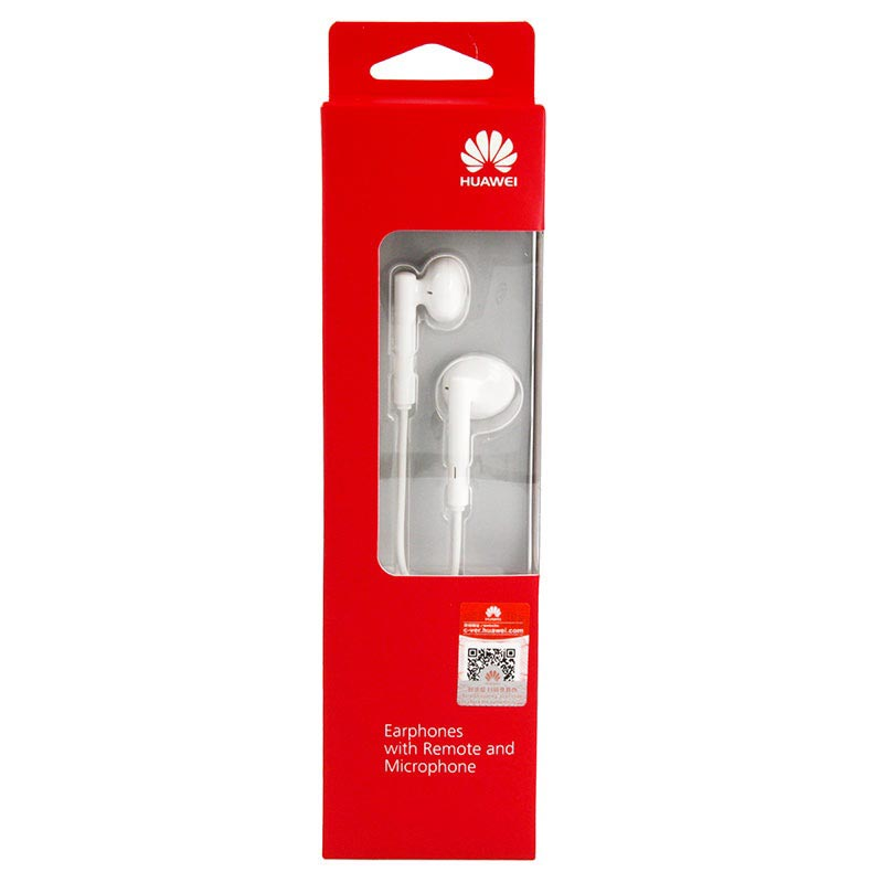 Huawei AM115 In-Ear Stereo Headset - Weiß